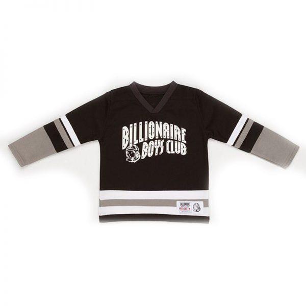 Kids Billionaire Boys Club BB Slapshot LS Knit Black