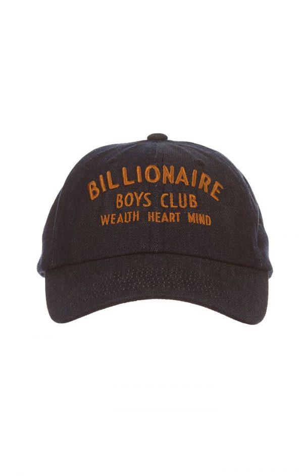 Billionaire Boys Club BB Denim Slouch Dad Hat