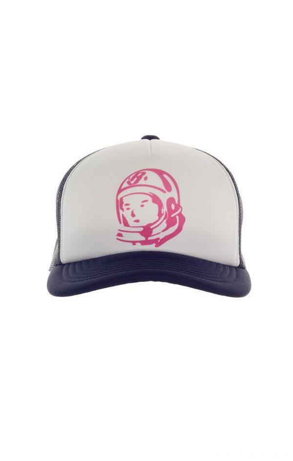Billionaire Boys Club BB Helmet Trucker Hat Soladite Blue